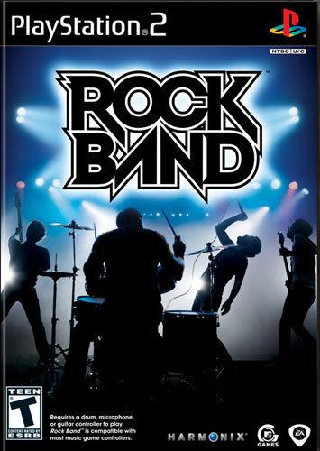 Rock Band - PlayStation 2