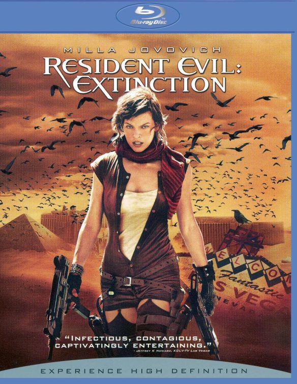 Resident Evil: Extinction [Blu-ray] [2007] 8632358