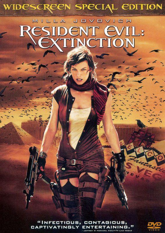 Resident Evil: Extinction [WS] [DVD] [2007] 8632367