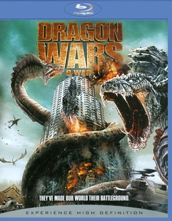 Dragon Wars [Blu-ray] [2007] 8632394