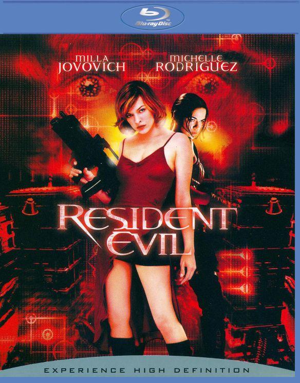 Resident Evil [Blu-ray] [2002] 8632401