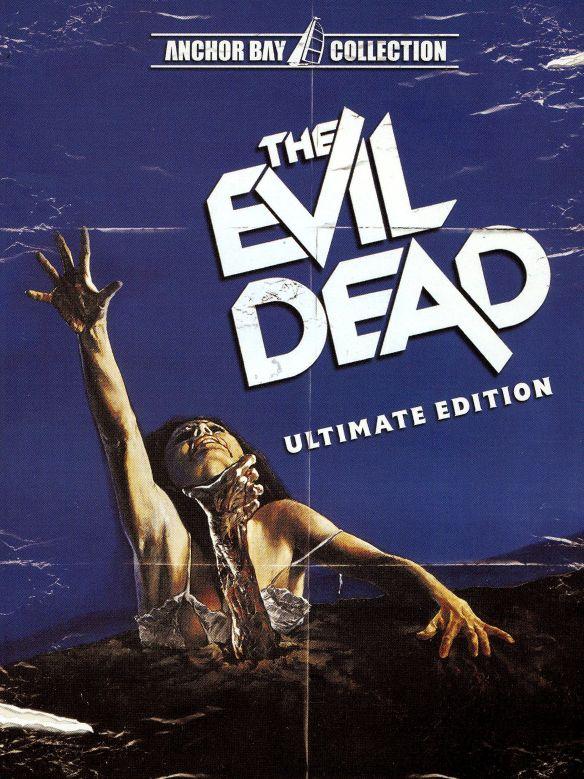 Evil Dead: Anniversary Edition [DVD] [1981] 8633507