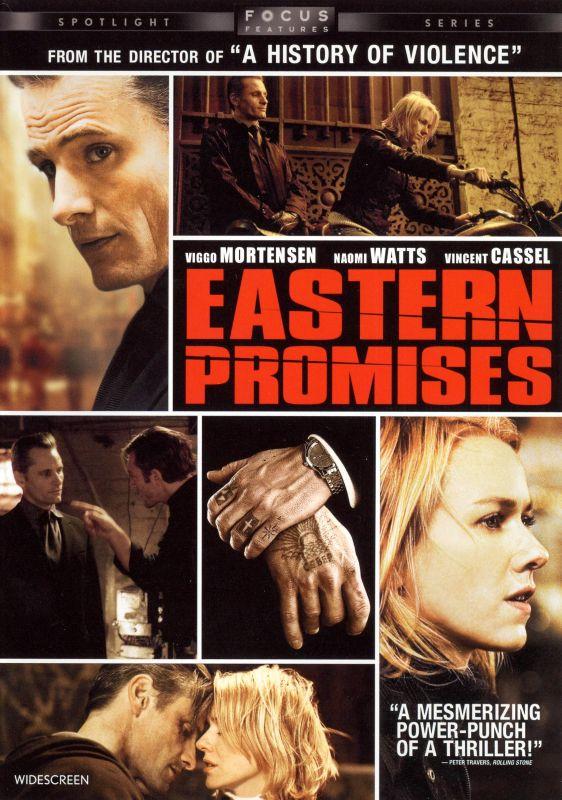 Eastern Promises [WS] [DVD] [2007] 8633598