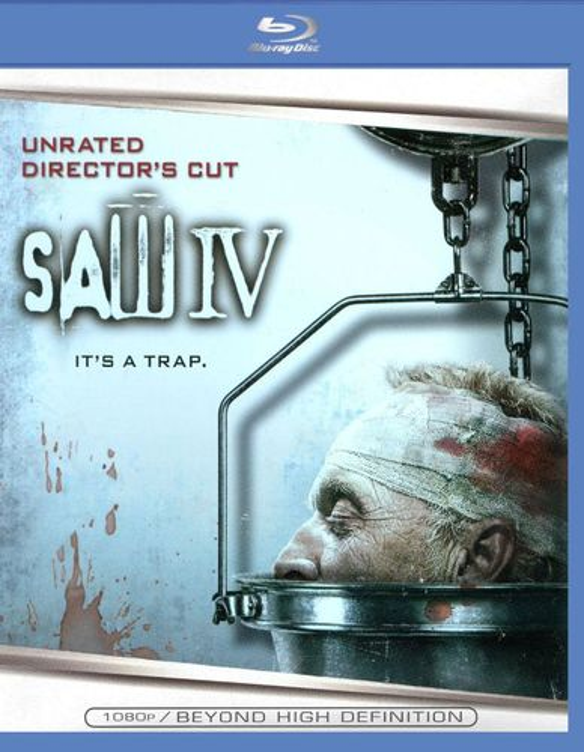 Saw IV [Blu-ray] [2007] 8635177