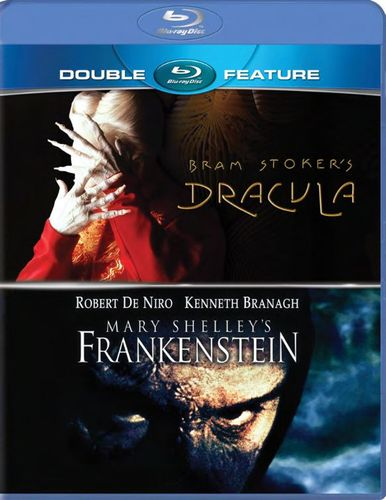 Bram Stoker's Dracula/Mary Shelley's Frankenstein Double Feature [Blu-ray] 8636598