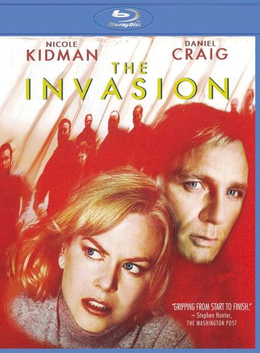 The Invasion [Blu-ray] [2007] 8640526