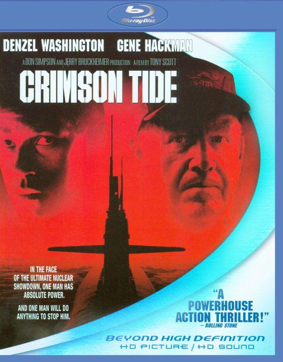 Crimson Tide [Blu-ray] [1995] 8644354