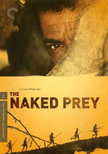 The Naked Prey [Criterion Collection] [DVD] [1966] 8644513