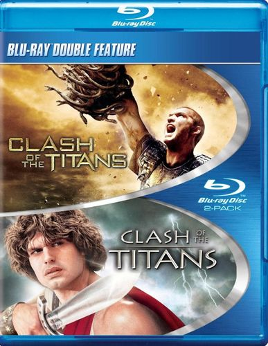 Clash of the Titans 1981/2010 [DVD] 8647041