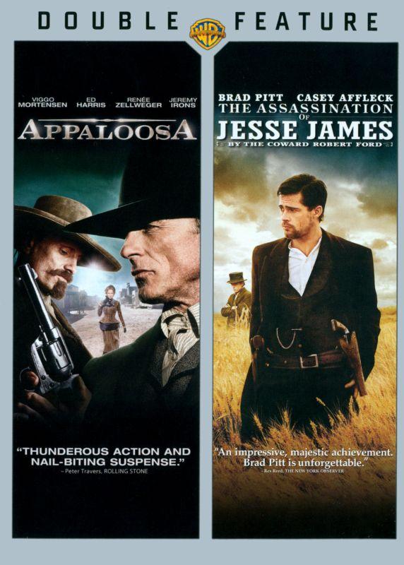 Appaloosa/The Assassination of Jesse James [2 Discs] [DVD] 8648055