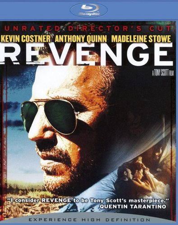 Revenge [Blu-ray] [1990] 8650104