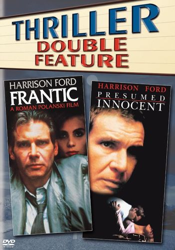 Frantic/Presumed Innocent [Final Cut] [2 Discs] [DVD] 8650111