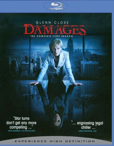 Damages: The Complete First Season [Blu-ray] 8658035