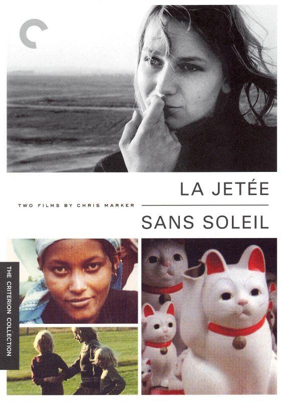 La Jetee/Sans Soleil [Criterion Collection] [DVD] 8668916