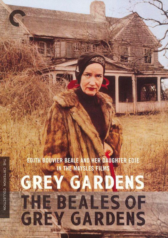 Grey Gardens [2 Discs] [Criterion Collection] [DVD] [1976] 8668943