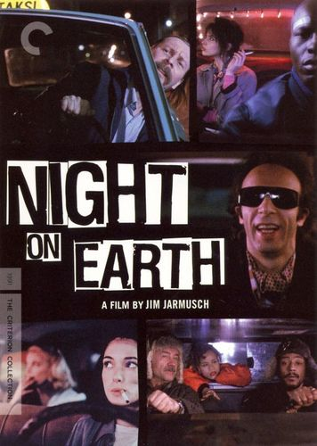 Night on Earth [Criterion Collection] [DVD] [1991] 8668989