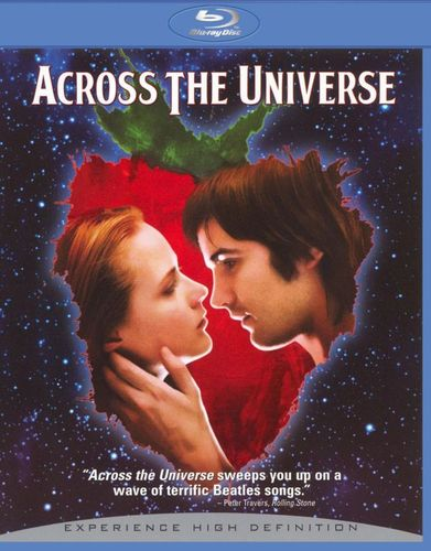 Across the Universe [Blu-ray] [2007] 8680698