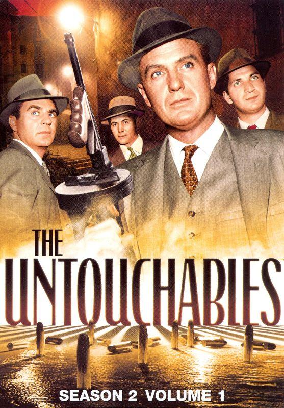 The Untouchables: Season 2, Vol. 1 [4 Discs] [DVD] 8680778
