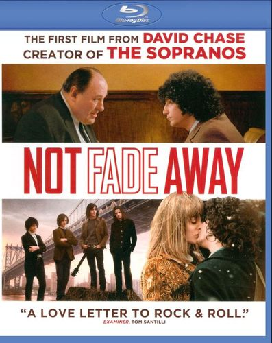 Not Fade Away [Includes Digital Copy] [UltraViolet] [Blu-ray] [2012] 8684233