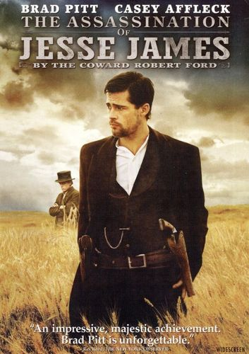 The Assassination of Jesse James by the Coward Robert Ford [DVD] [2007] 8684765