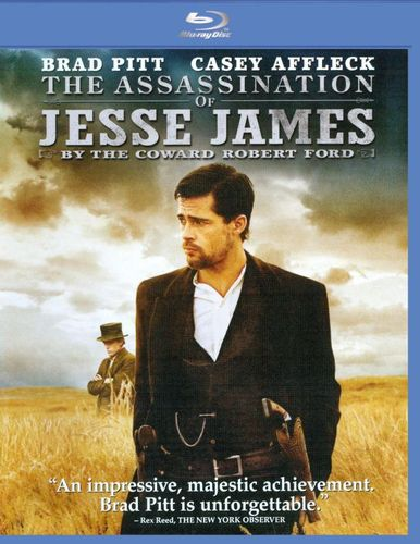 The Assassination of Jesse James by the Coward Robert Ford [Blu-ray] [2007] 8684792