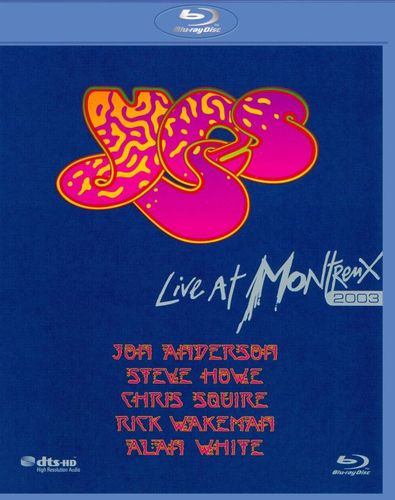 Live at Montreux 2003 [Blu Ray] [CD] 8690491
