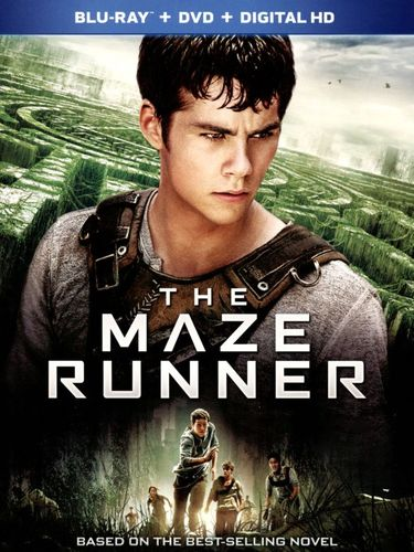 The Maze Runner [2 Discs] [Includes Digital Copy] [Ultraviolet] [Blu-ray] [2014] 8699871