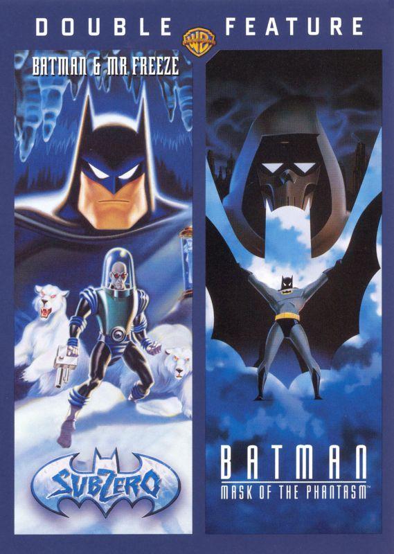 Batman: Mask of the Phantasm/Batman and Mr. Freeze - Sub Zero [DVD] 8700088
