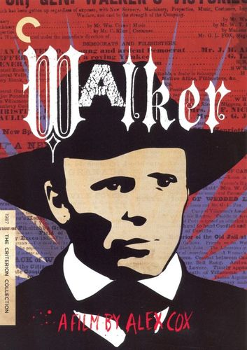 Walker [Criterion Collection] [DVD] [1987]