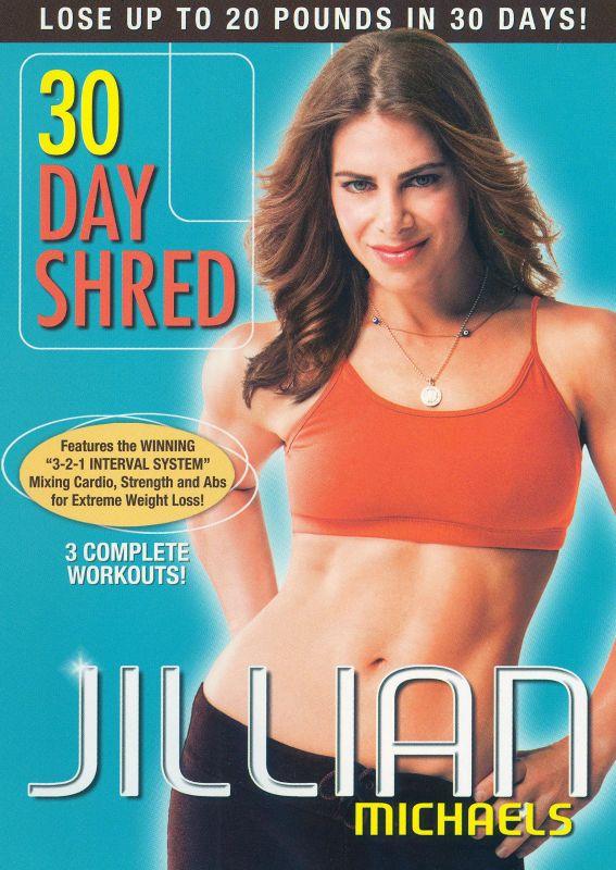 Jillian Michaels: 30 Day Shred [DVD] [2007] 8707731