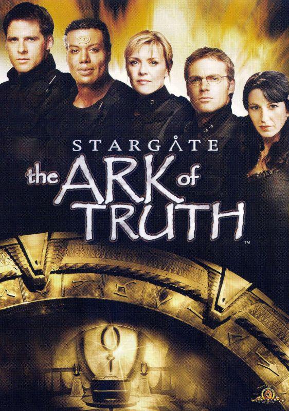 Stargate: The Ark of Truth [DVD] [2008] 8707946
