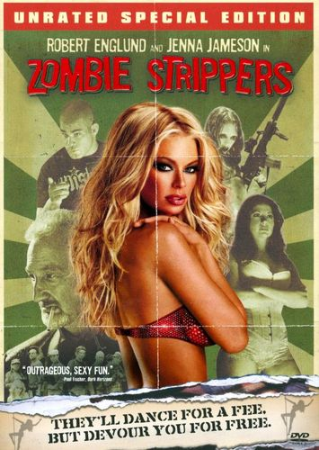 Zombie Strippers [WS] [Special Edition] [DVD] [2008] 8708614