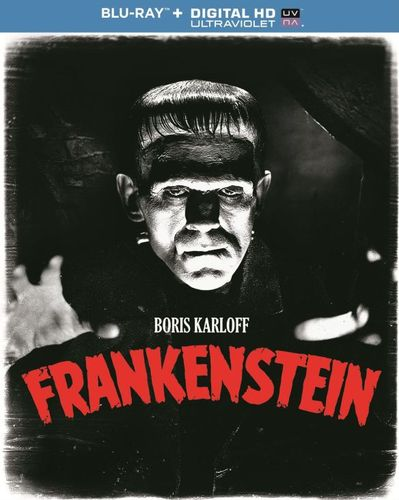 Frankenstein [Includes Digital Copy] [UltraViolet] [Blu-ray] [1931] 8714024