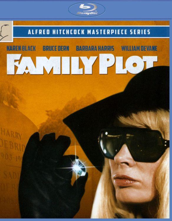 Family Plot [Blu-ray] [1976] 8714139