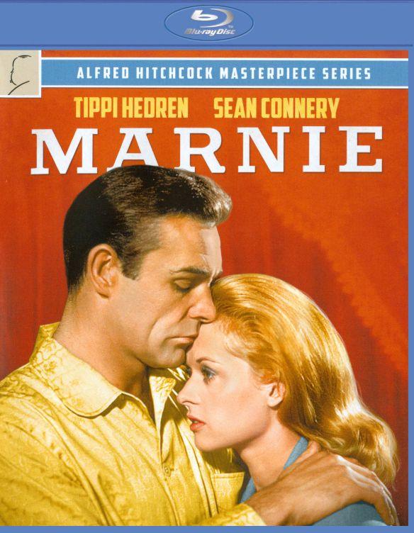 Marnie [Blu-ray] [1964] 8714148