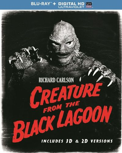 Creature from the Black Lagoon [Includes Digital Copy] [UltraViolet] [Blu-ray] [1954] 8714244