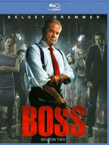 Boss: Season Two [2 Discs] [Blu-ray] 8714335