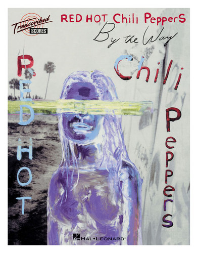 Hal Leonard - Red Hot Chili Peppers: By the Way Sheet Music - Multi