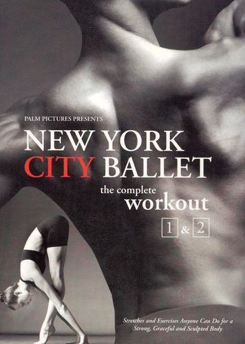New York City Ballet: The Complete Workout, Vol. 1 and 2 [2 Discs] [DVD] 8718587