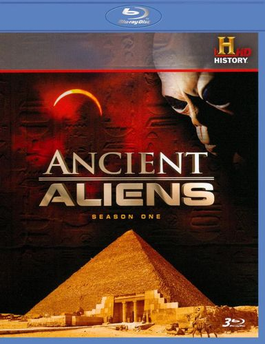 Ancient Aliens: Season One [3 Discs] [Blu-ray] 8720071