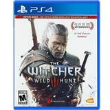 The Witcher: Wild Hunt - PlayStation 4