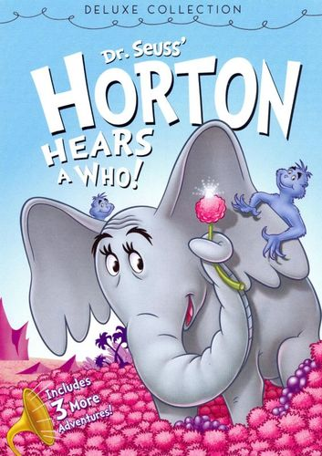 Horton Hears a Who! [Deluxe Edition] [DVD] [1970] 8723483