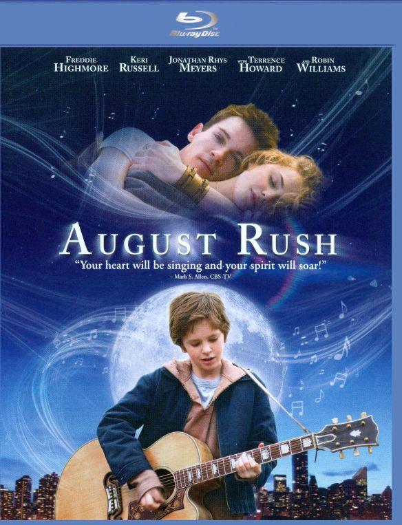 August Rush [Blu-ray] [2007] 8725061