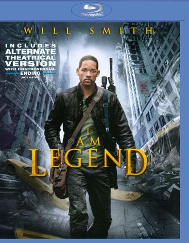 I Am Legend [Blu-ray] [2007] 8728193
