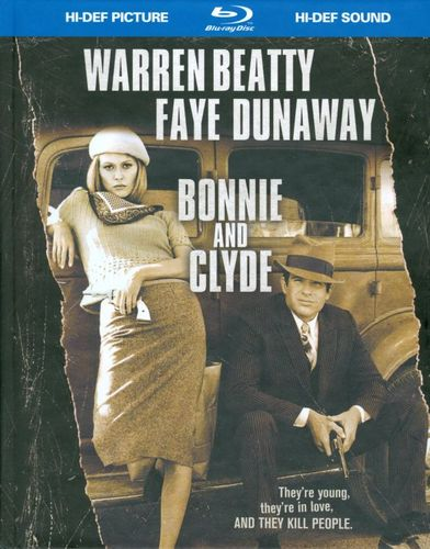 Bonnie and Clyde [DigiBook] [Blu-ray] [1967] 8728219