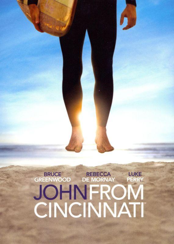 John from Cincinnati: The Complete First Season [3 Discs] [DVD] 8728246