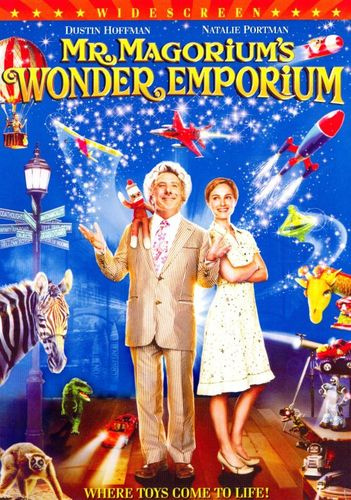 Mr. Magorium's Wonder Emporium [WS] [DVD] [2007] 8728255