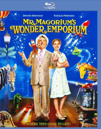 Mr. Magorium's Wonder Emporium [Blu-ray] [2007] 8728273