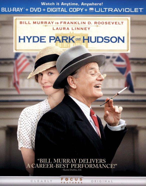 Hyde Park on Hudson [2 Discs] [Includes Digital Copy] [UltraViolet] [Blu-ray] [2012] 8730157