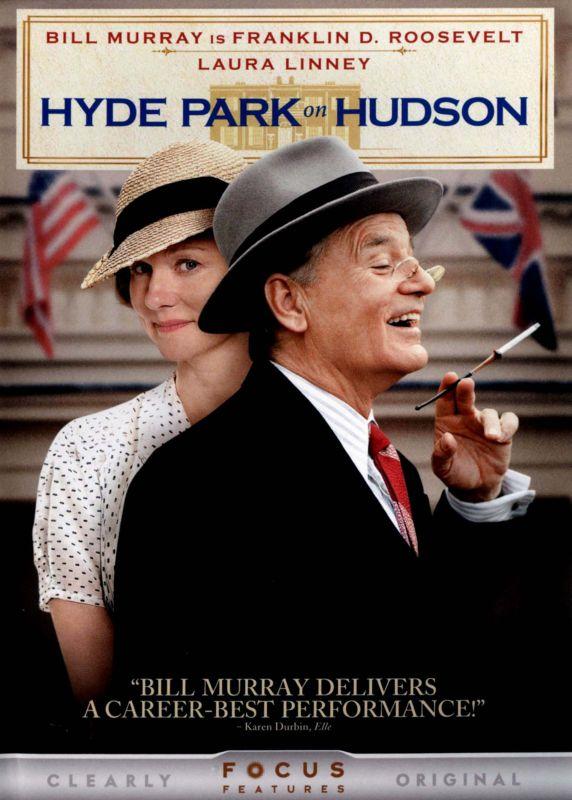 Hyde Park on Hudson [DVD] [2012] 8730166